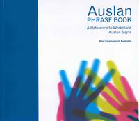 The Auslan Phrase Book - Cover