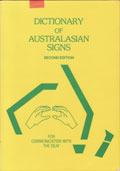Dictionary of Australasian Signs, 2nd Edition - Cover
