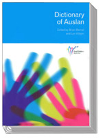 Dictionary of Auslan Cover