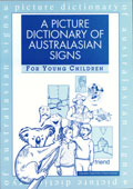 Picture Dictionary of Australasian Signs - Cover