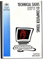 Technical Signs for Computer Terms - Cover