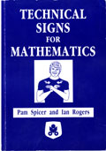 Technical Signs For Mathematics - Cover